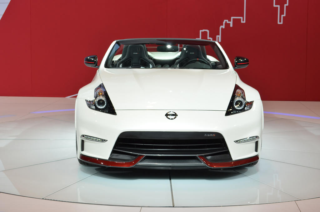 2018 Nissan 370Z Nismo Roadster Concept photo - 1
