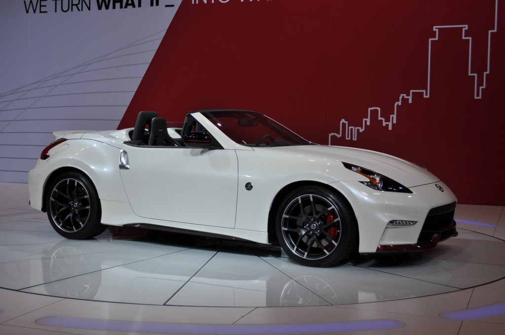 2018 Nissan 370Z Nismo Roadster Concept photo - 4