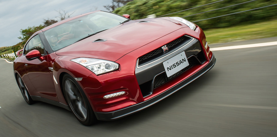 2018 Nissan GT R Track Edition photo - 1