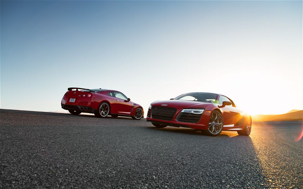 2018 Nissan GT R Track Pack photo - 1