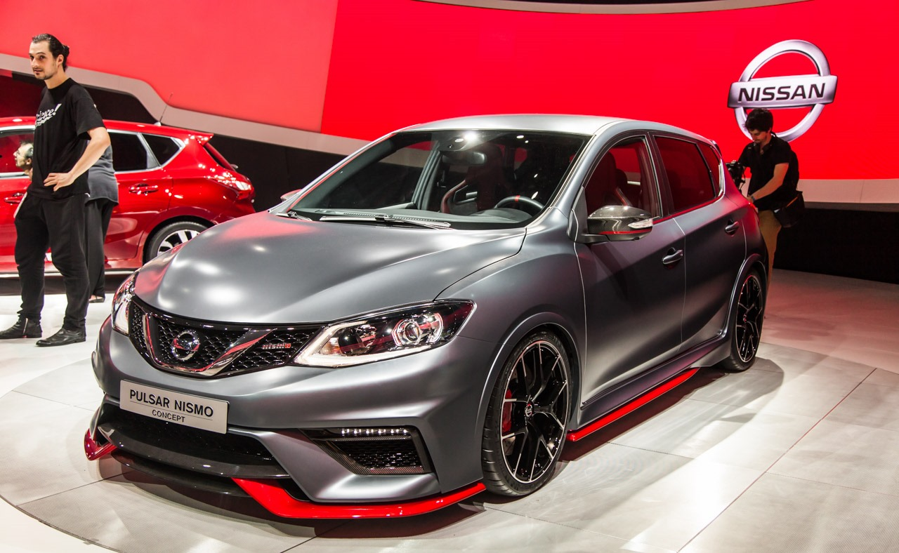 2018 nissan pulsar nismo concept car photos catalog 2018. Black Bedroom Furniture Sets. Home Design Ideas