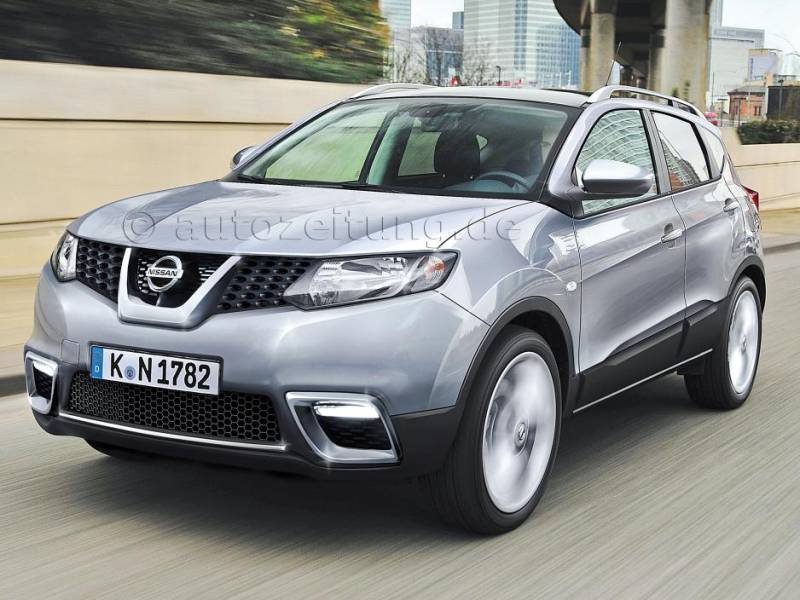 2018 Nissan Qashqai | Car Photos Catalog 2019