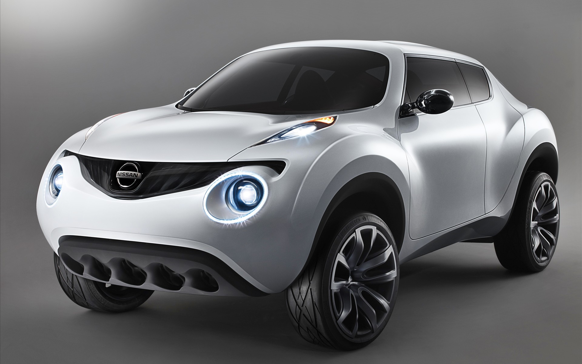 2018 Nissan Qazana Concept photo - 2