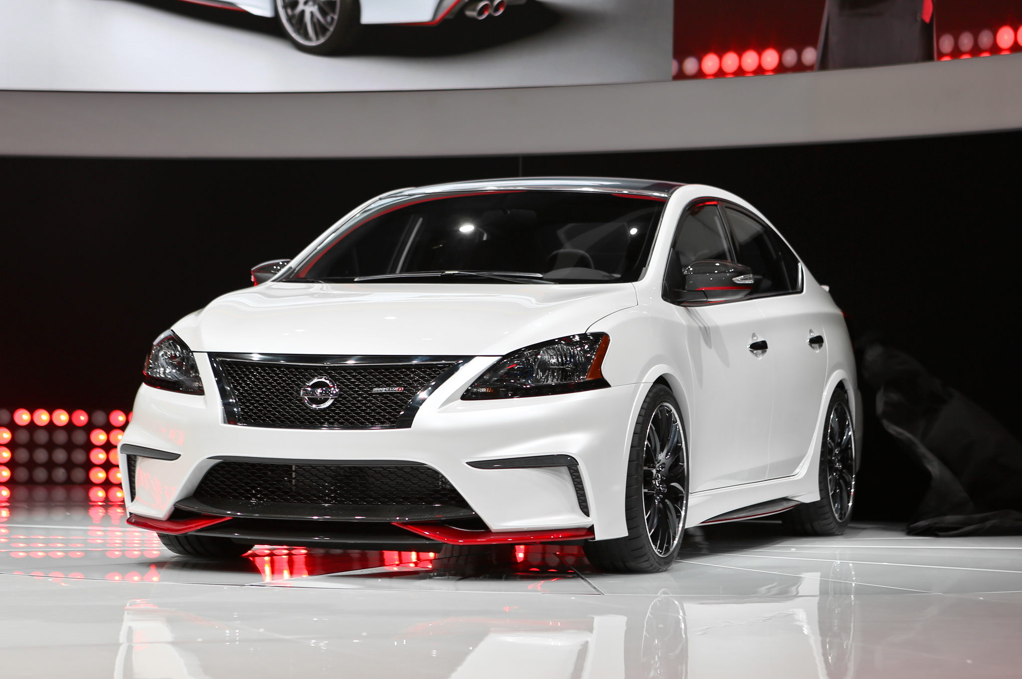 2018 Nissan Sentra Nismo Concept Car Photos Catalog 2018