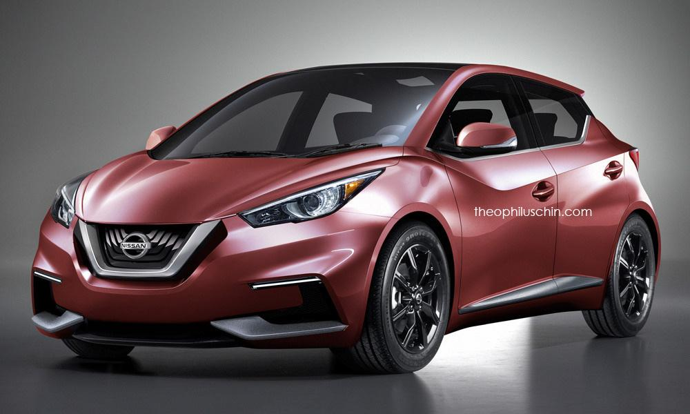 2018 Nissan Sway Concept photo - 1