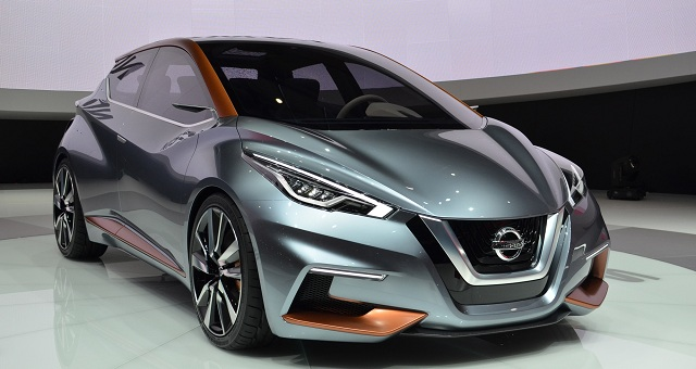 2018 Nissan Sway Concept photo - 3