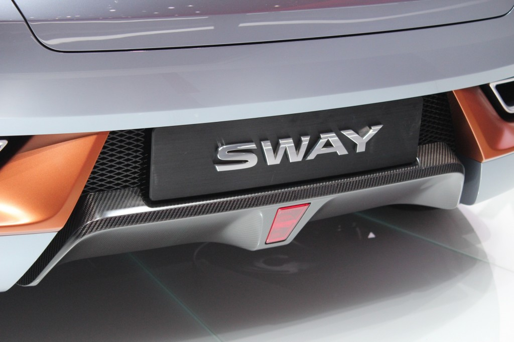 2018 Nissan Sway Concept photo - 4