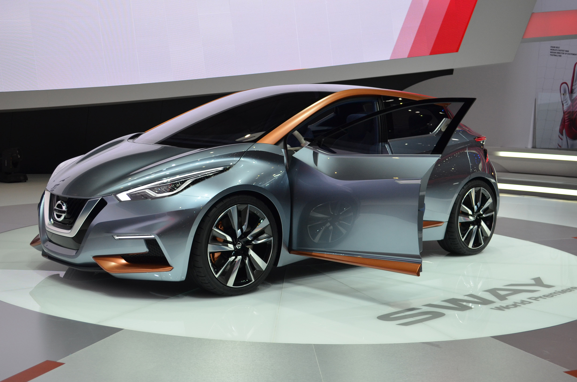 2018 Nissan Sway Concept photo - 5