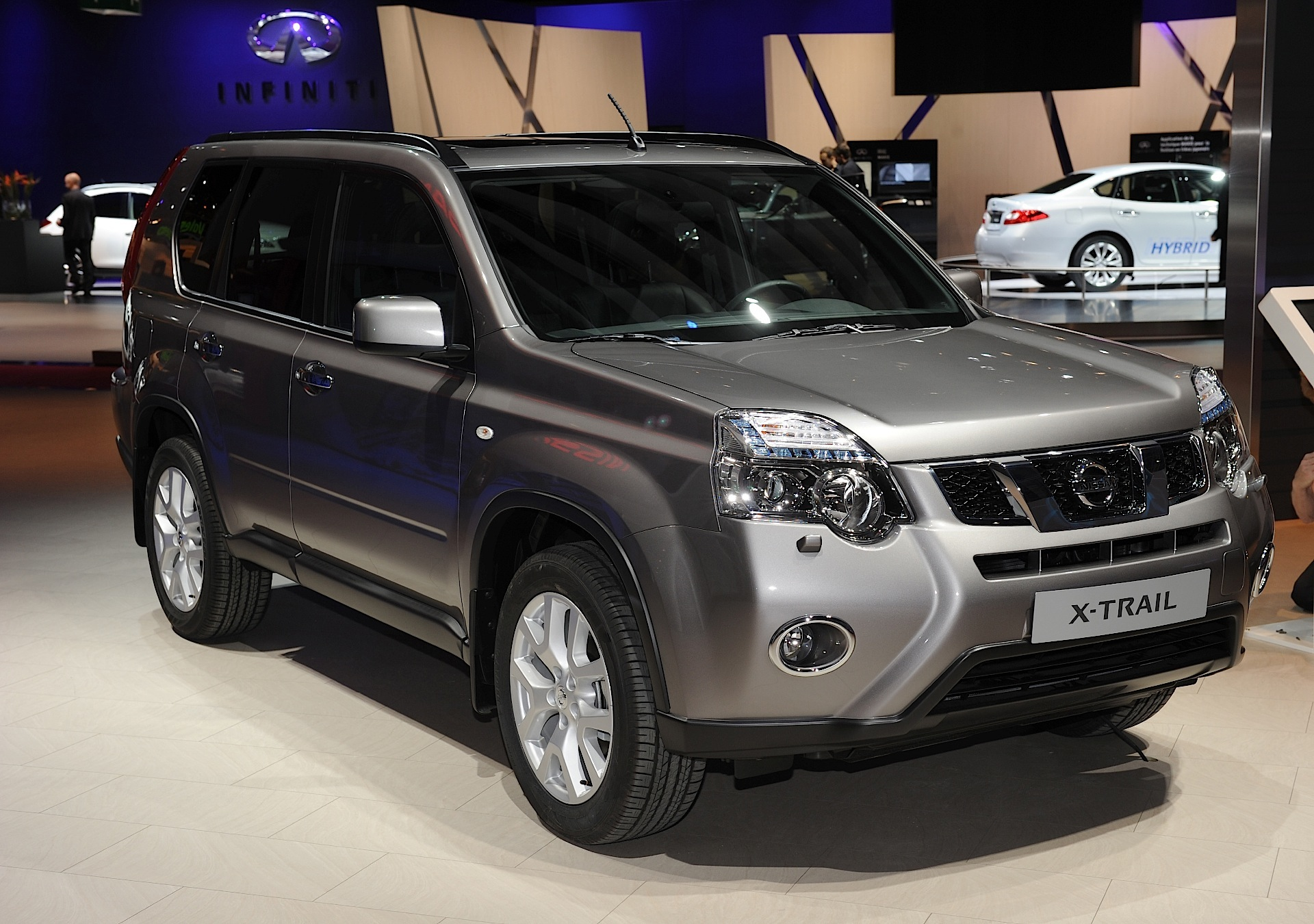 2018 Nissan X Trail | Car Photos Catalog 2019
