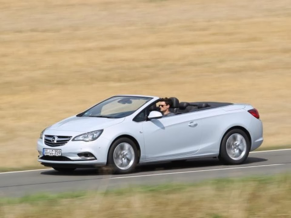 2018 Opel Cascada photo - 3