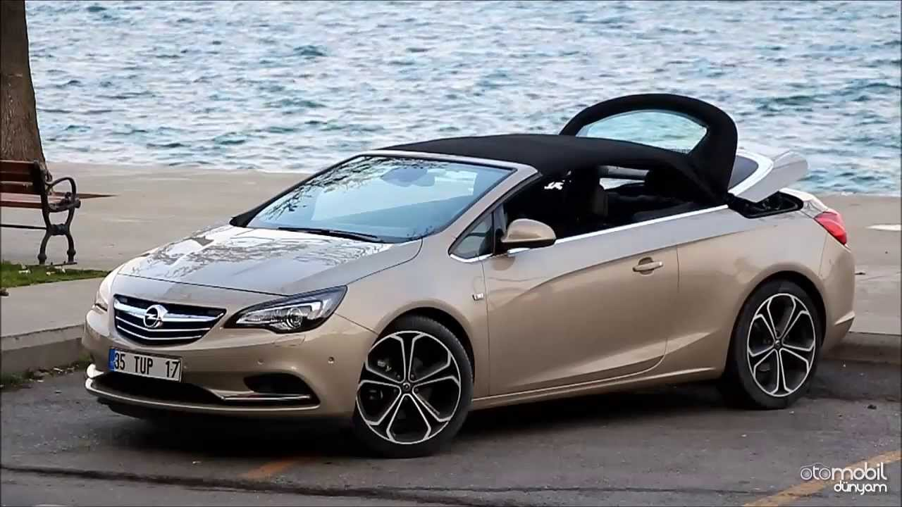 2018 Opel Cascada photo - 4