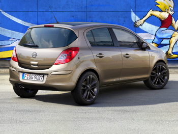 2018 Opel Corsa 5 door photo - 3