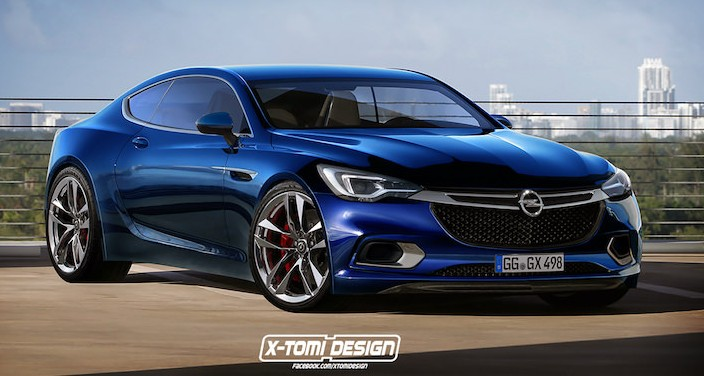 2018 Opel GTW Geneve Concept photo - 4