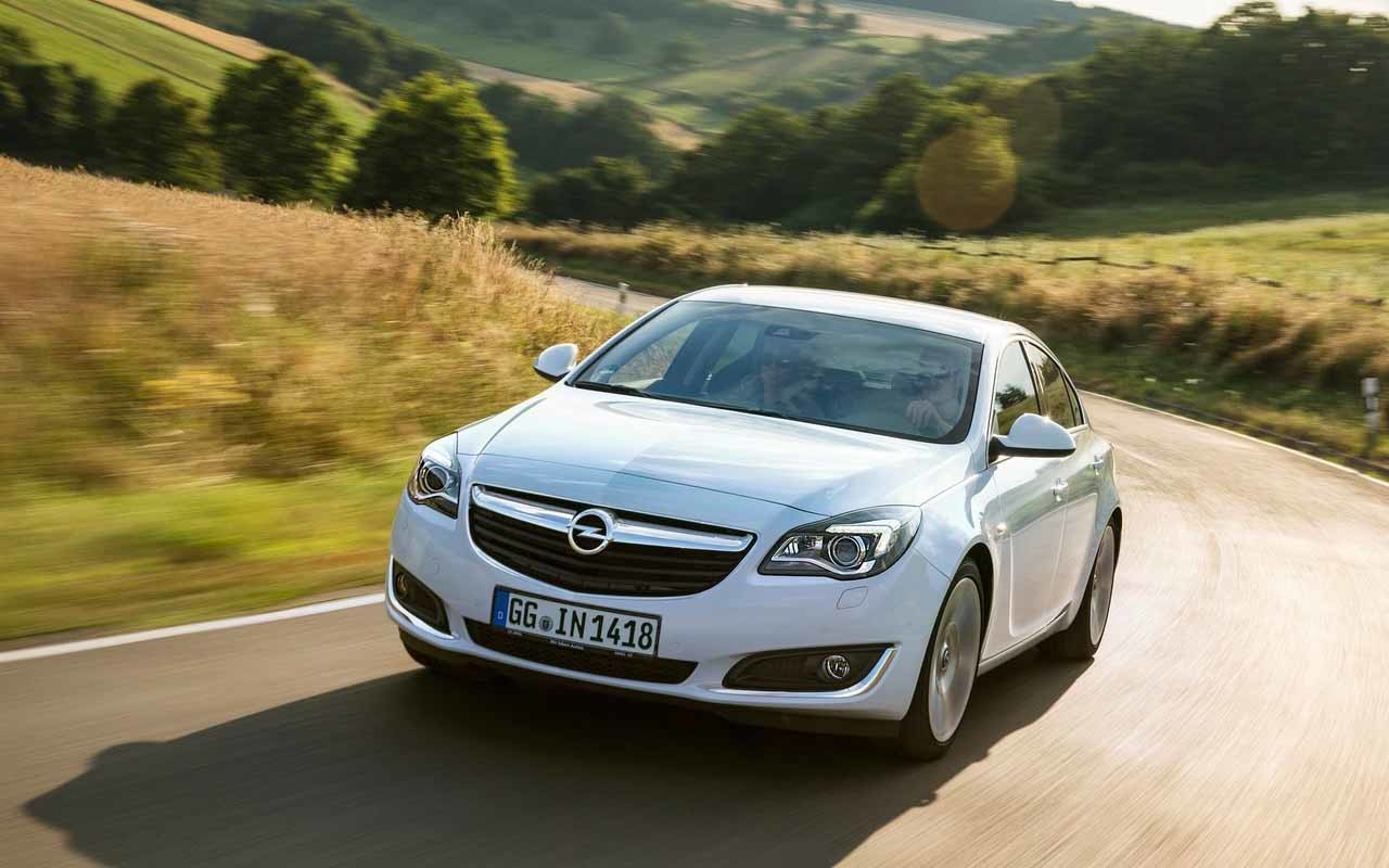 2018 Opel Insignia Concept photo - 2