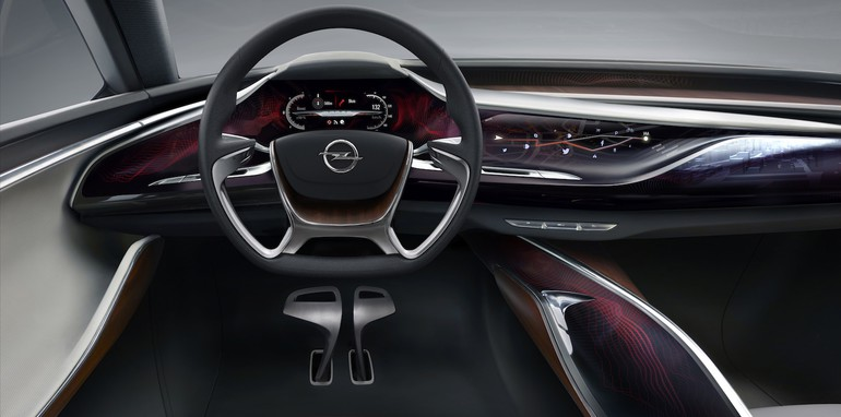 2018 Opel Insignia Concept photo - 3