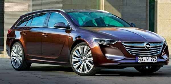 2018 Opel Insignia Hatchback photo - 5