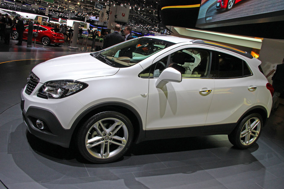 2018 Opel Mokka photo - 2