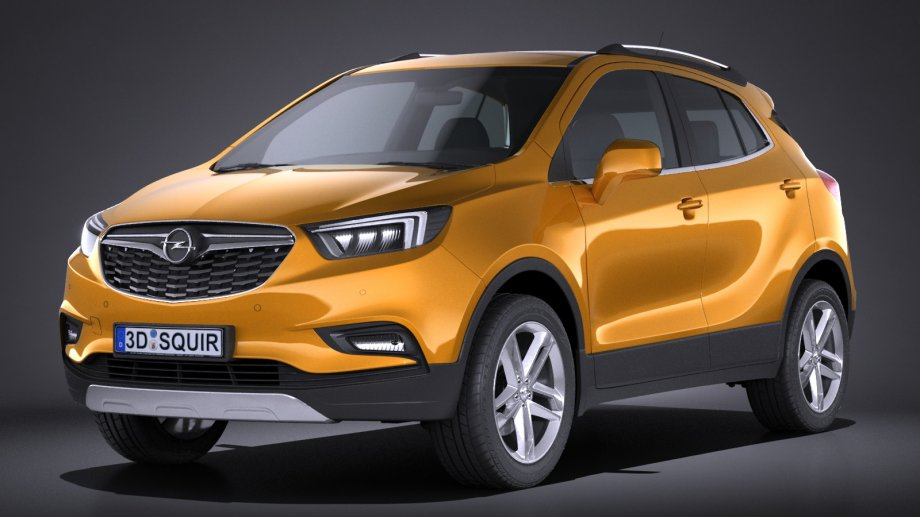 2018 Opel Mokka photo - 4