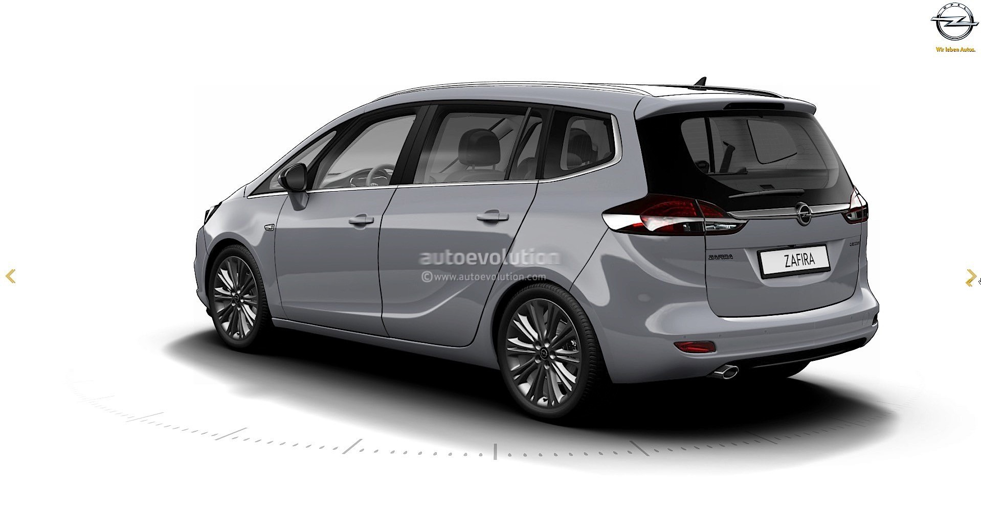 2018 Opel Zafira photo - 1