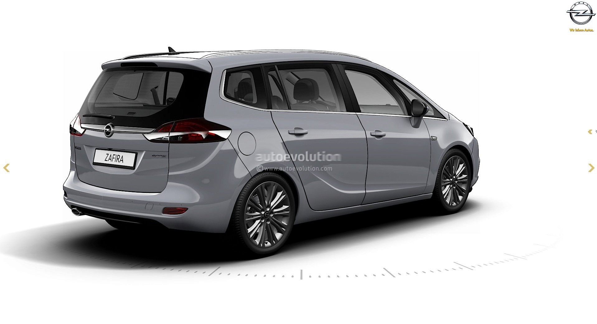 2018 Opel Zafira photo - 2