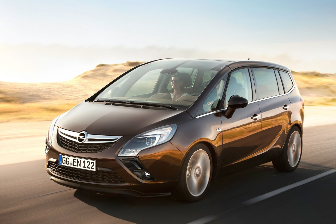 2018 Opel Zafira Tourer photo - 4