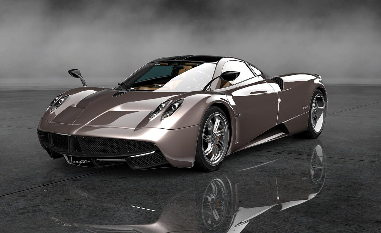 2018 Pagani Huayra photo - 3