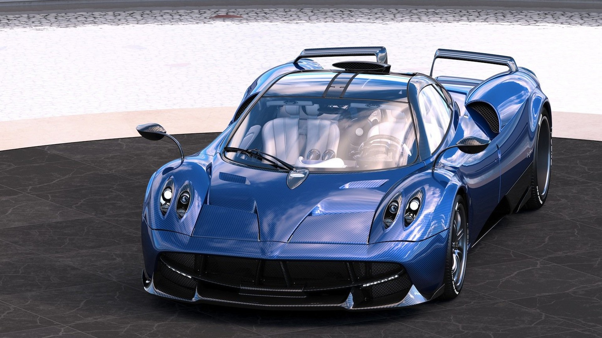2018 Pagani Huayra photo - 5