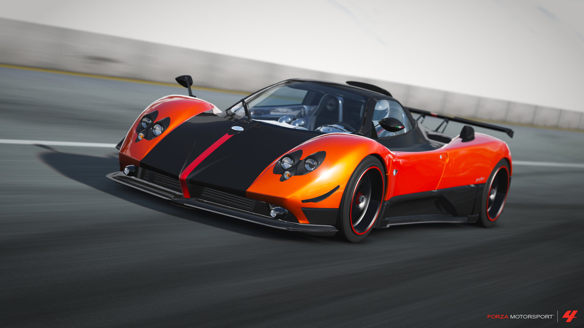 2018 Pagani Zonda Cinque Roadster photo - 1