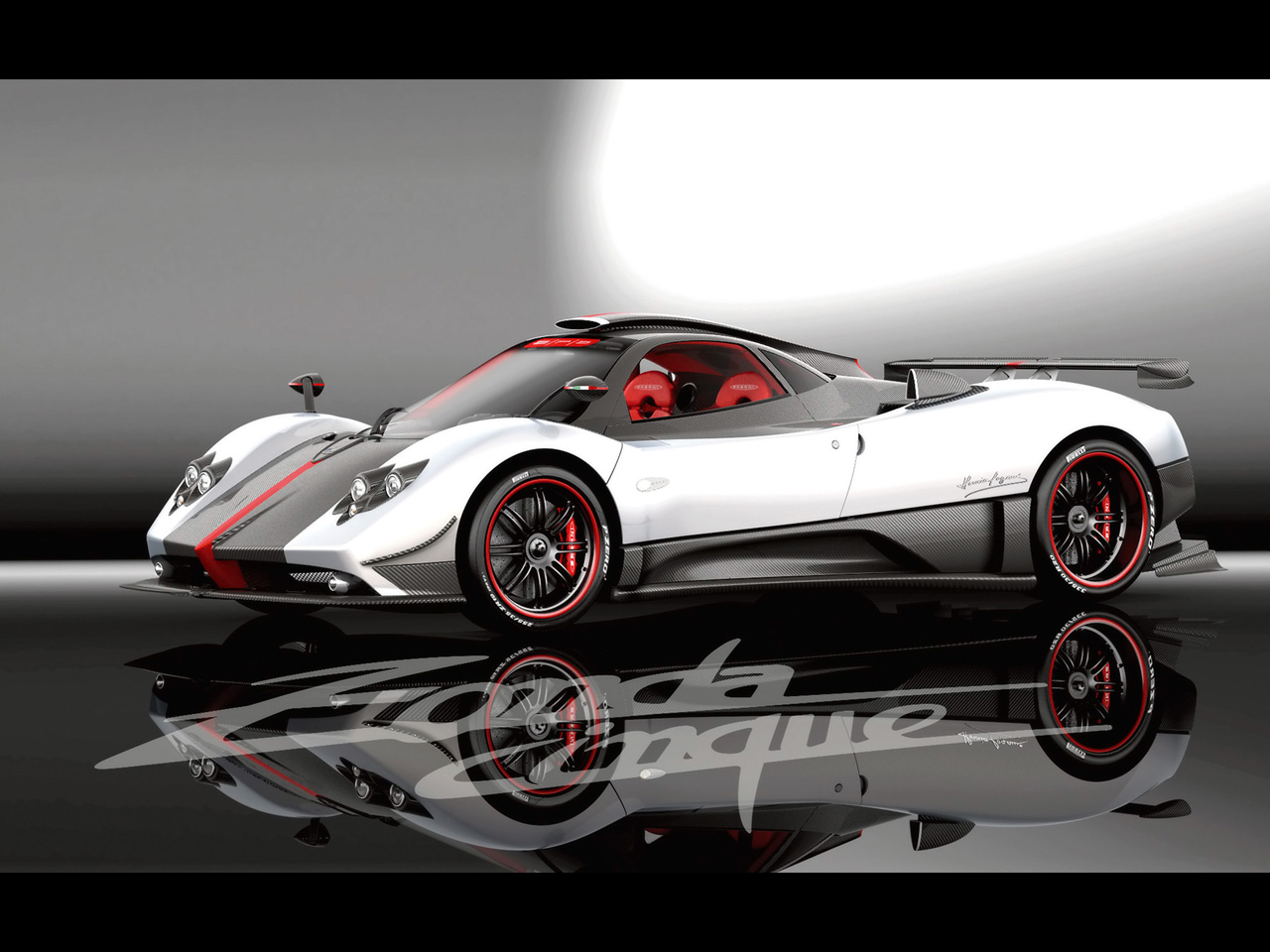2018 Pagani Zonda Revolucion photo - 5