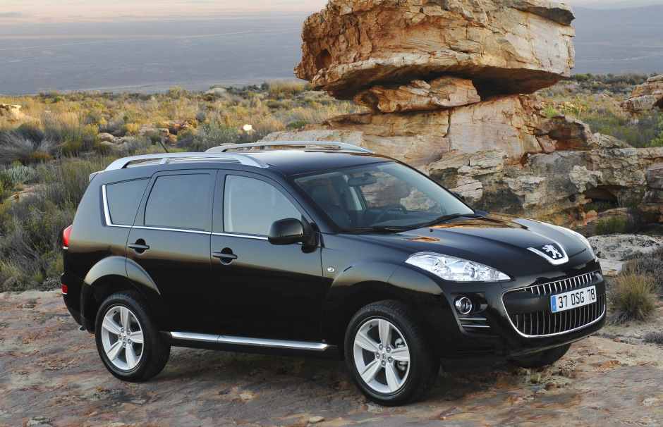 2018 Peugeot 4007 Holland and Holland Concept photo - 2