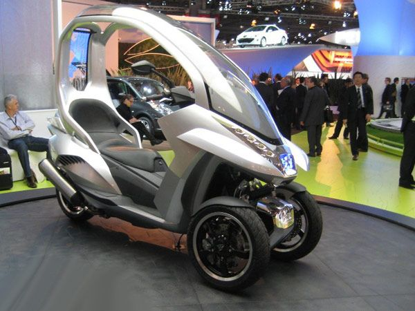 2018 Peugeot HYmotion3 Compressor Concept photo - 4