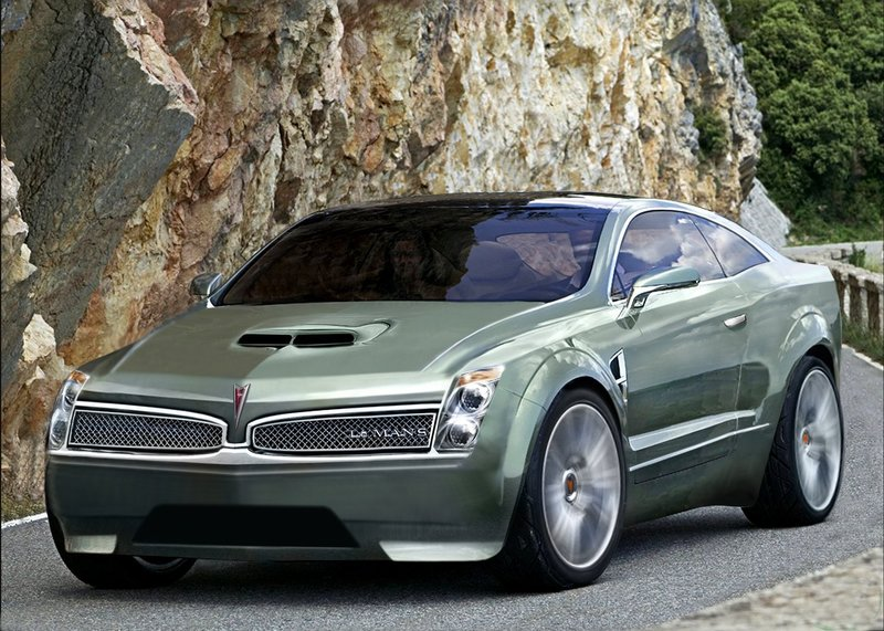 2018 Pontiac Montana Car Photos Catalog 2018
