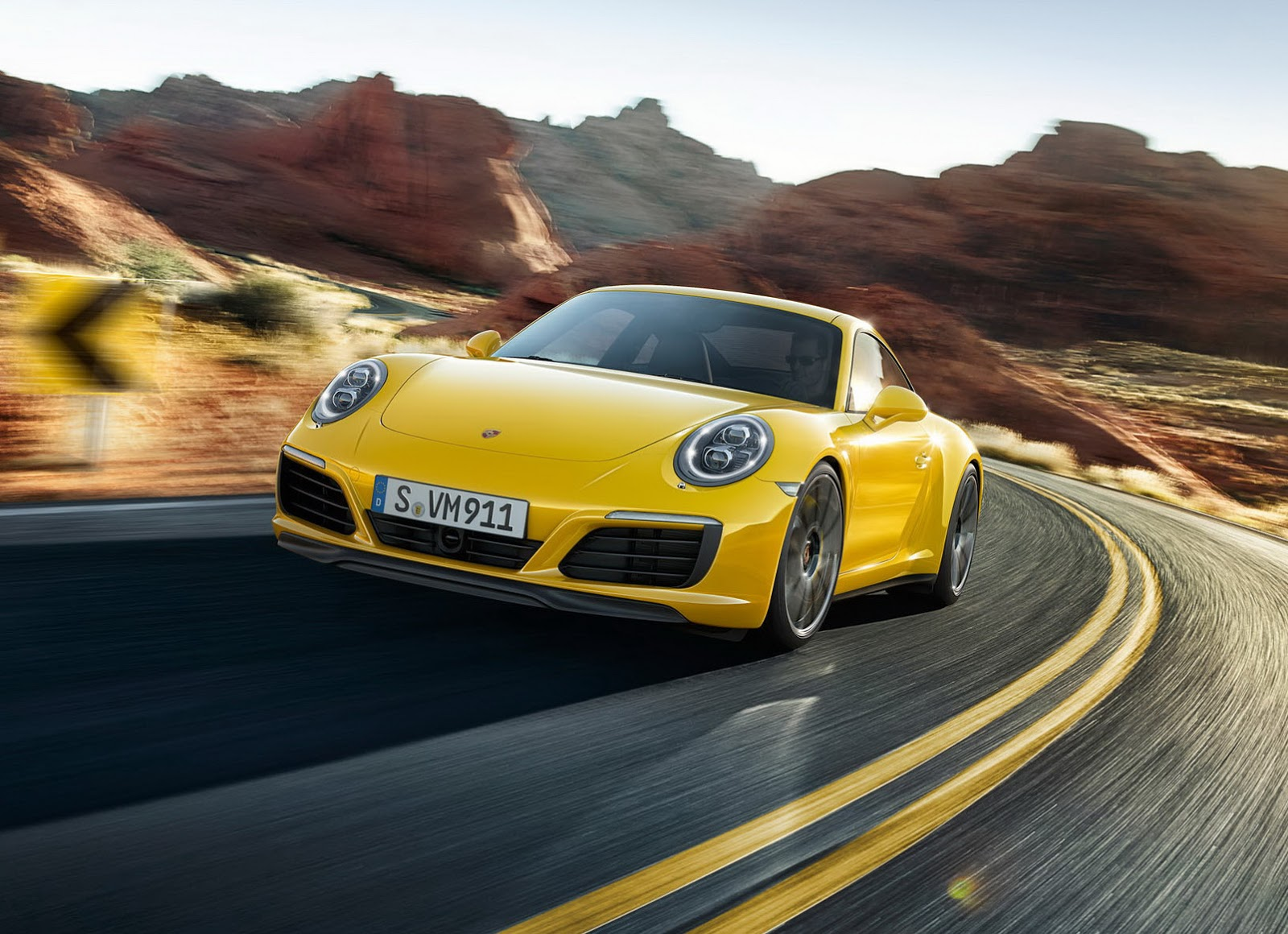2018 Porsche 911 Carrera 4 Coupe photo - 1