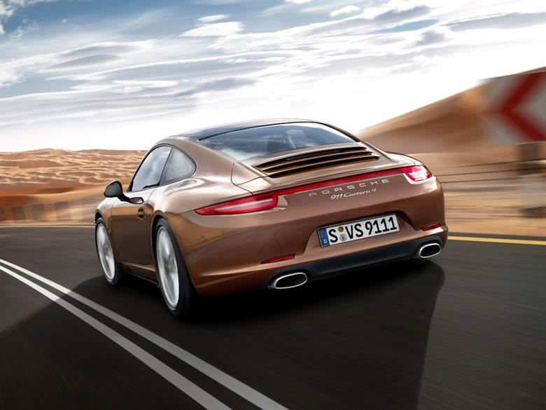 2018 Porsche 911 Carrera 4 Coupe photo - 5
