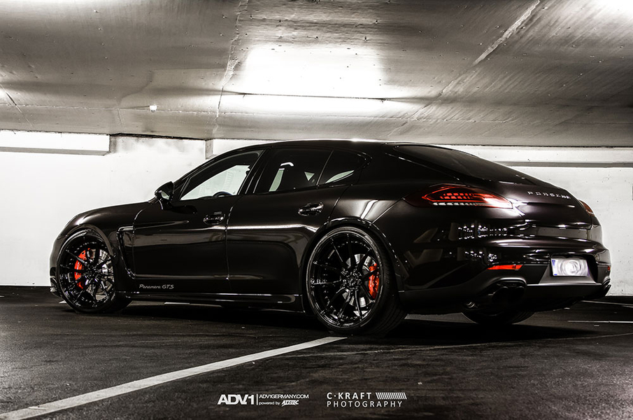 2018 Porsche Panamera Gts Car Photos Catalog 2018
