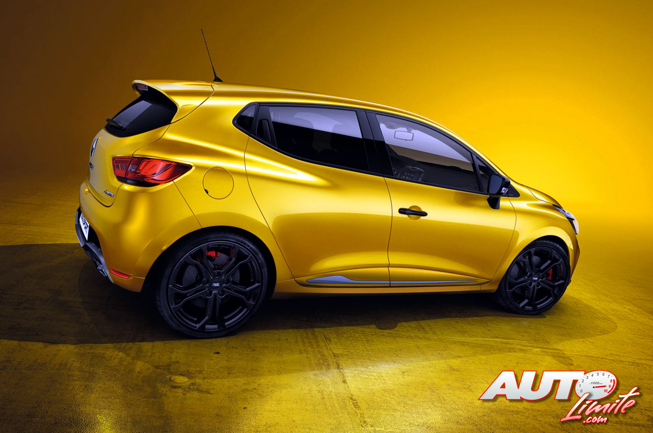 2018 Renault Clio RS 200 photo - 3