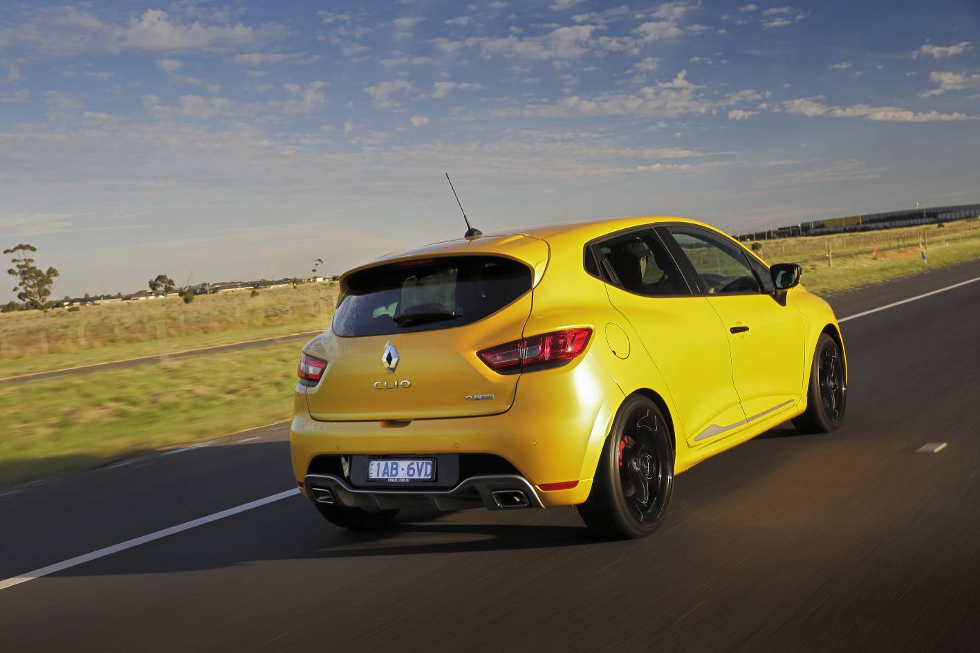 2018 Renault Clio RS 200 photo - 5