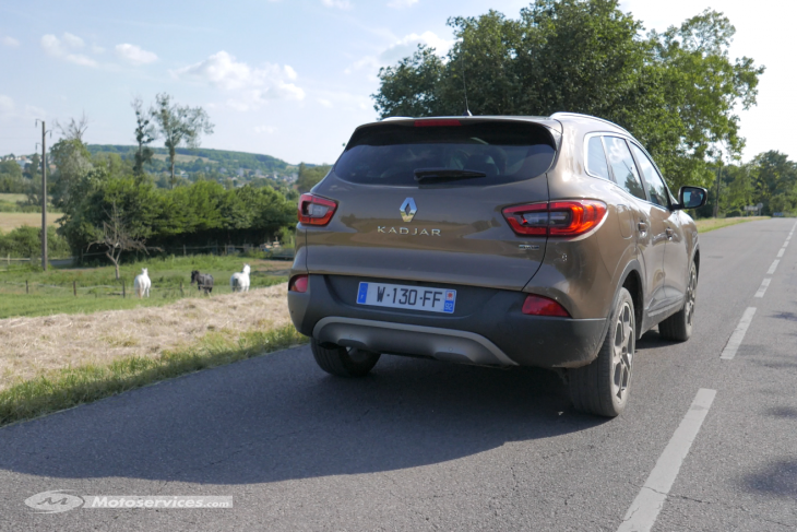 2018 Renault Kadjar photo - 5