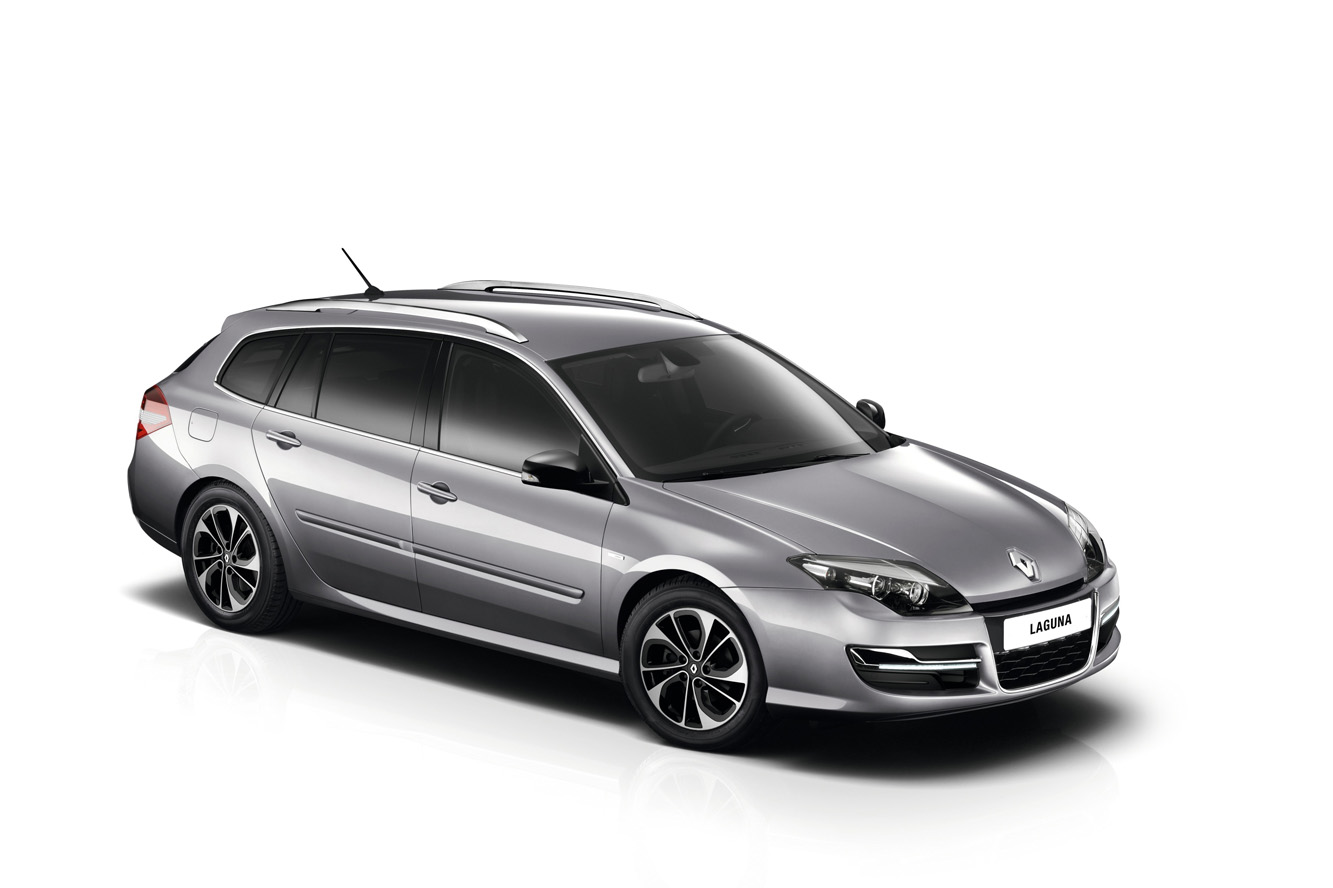2018 Renault Laguna Coupe photo - 1
