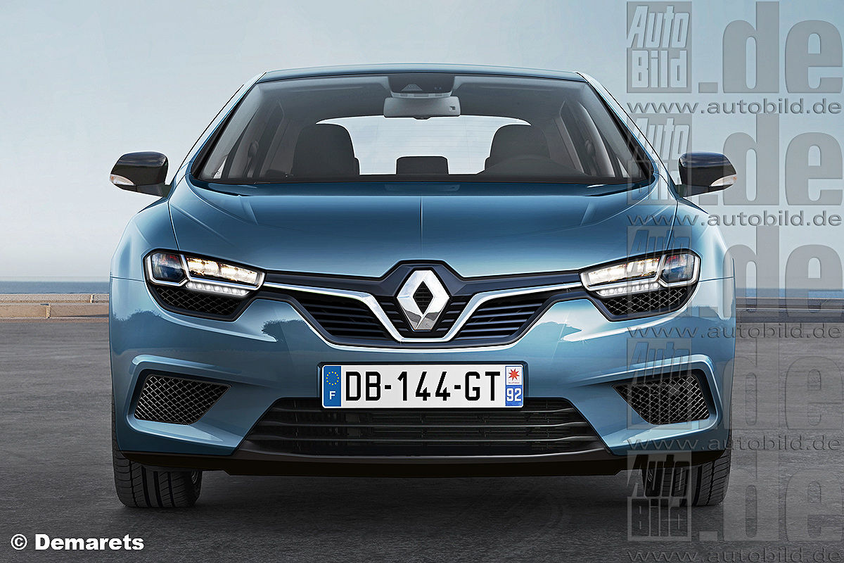 2018 Renault Laguna Coupe photo - 2