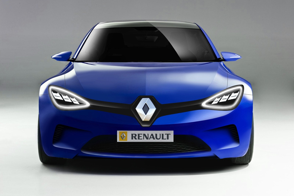 2018 Renault Megane Coupe Concept photo - 3