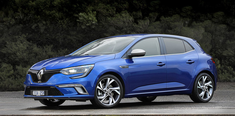 2018 Renault Megane Hatchback photo - 4