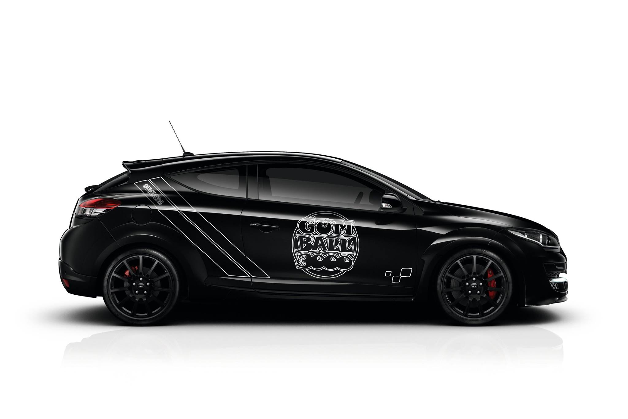 2018 Renault Megane RS 275 Trophy photo - 2