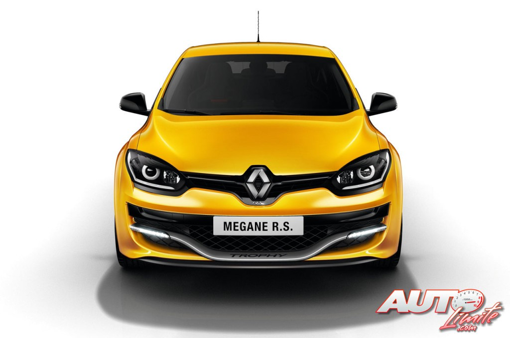 2018 Renault Megane RS 275 Trophy photo - 4