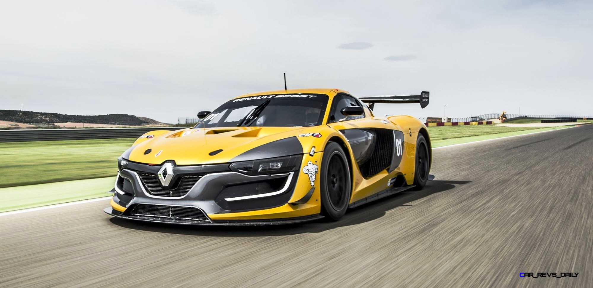 2018 Renault Sport RS 01 photo - 3