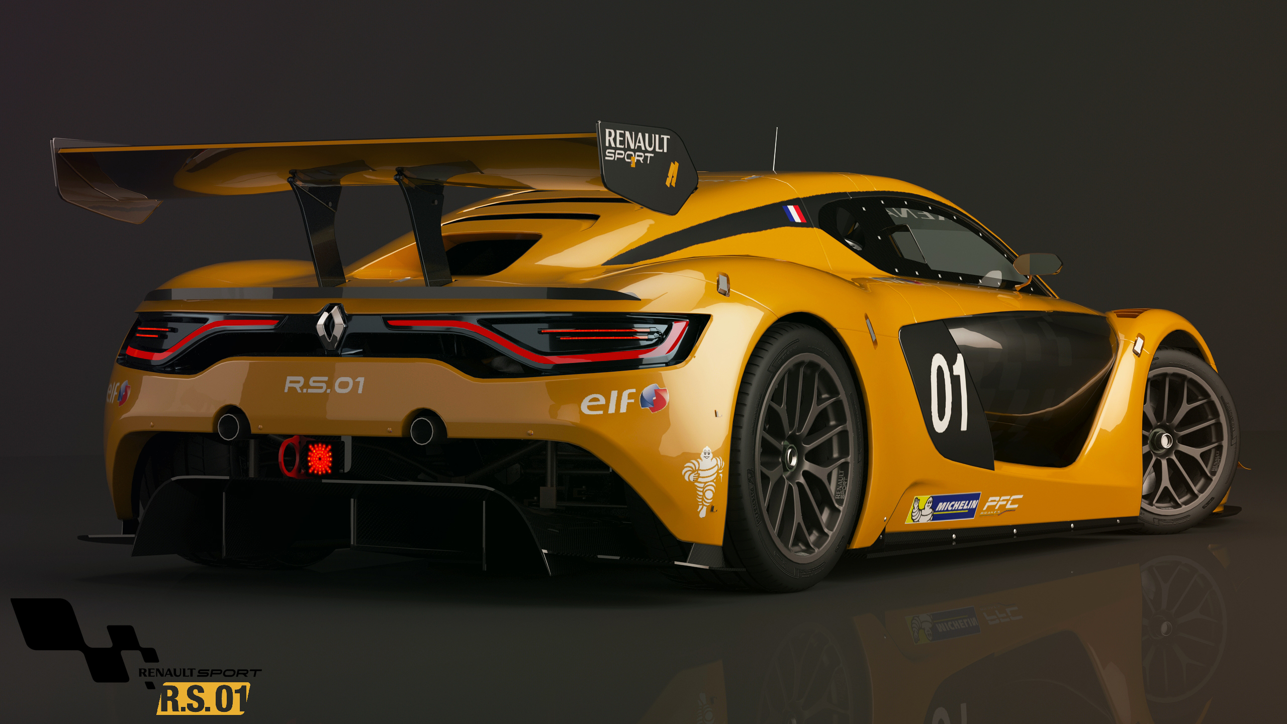 2018 renault sport rs 01 car photos catalog 2018
