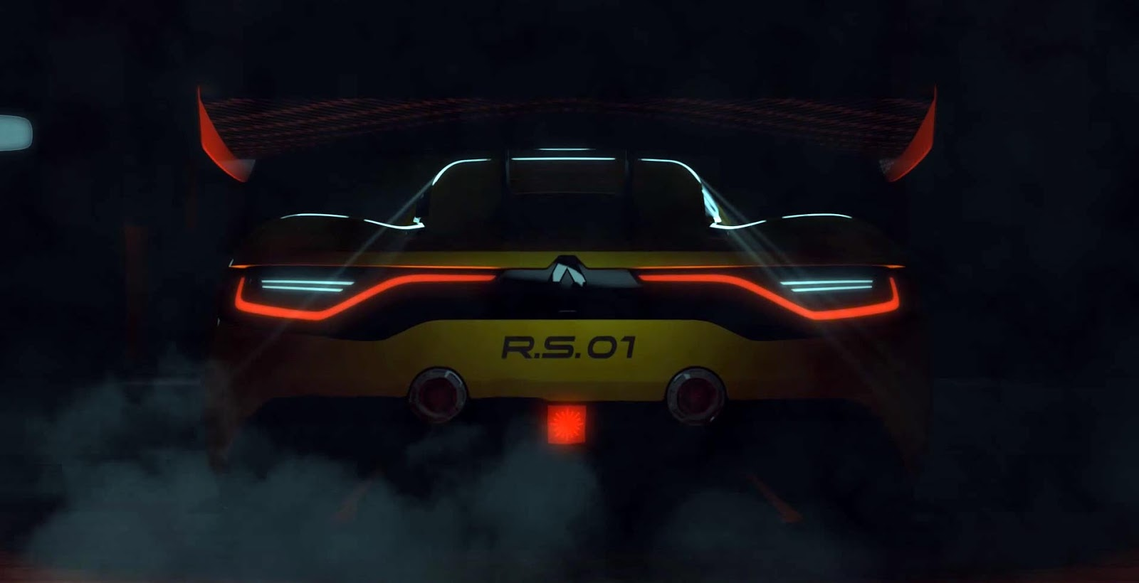 2018 Renault Sport RS 01 photo - 5