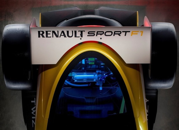 2018 Renault Twizy RS F1 Concept photo - 2