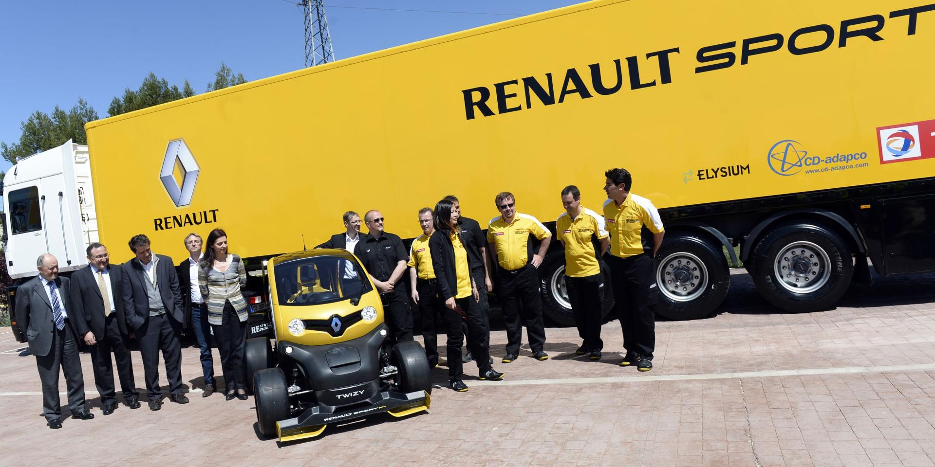 2018 Renault Twizy RS F1 Concept photo - 3