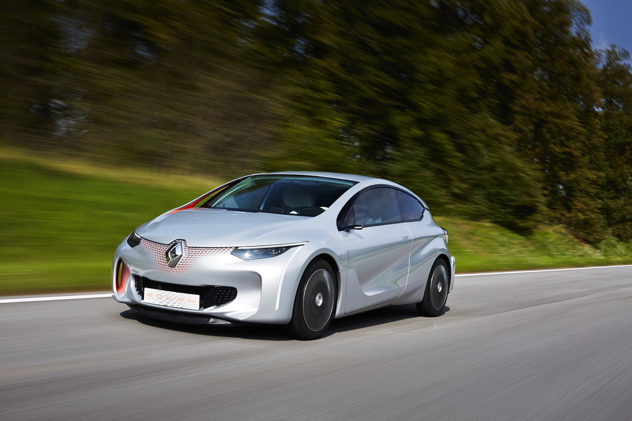 2018 Renault ZE Concept photo - 3